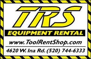 Call TRS Equipment Sales & Rental Logo